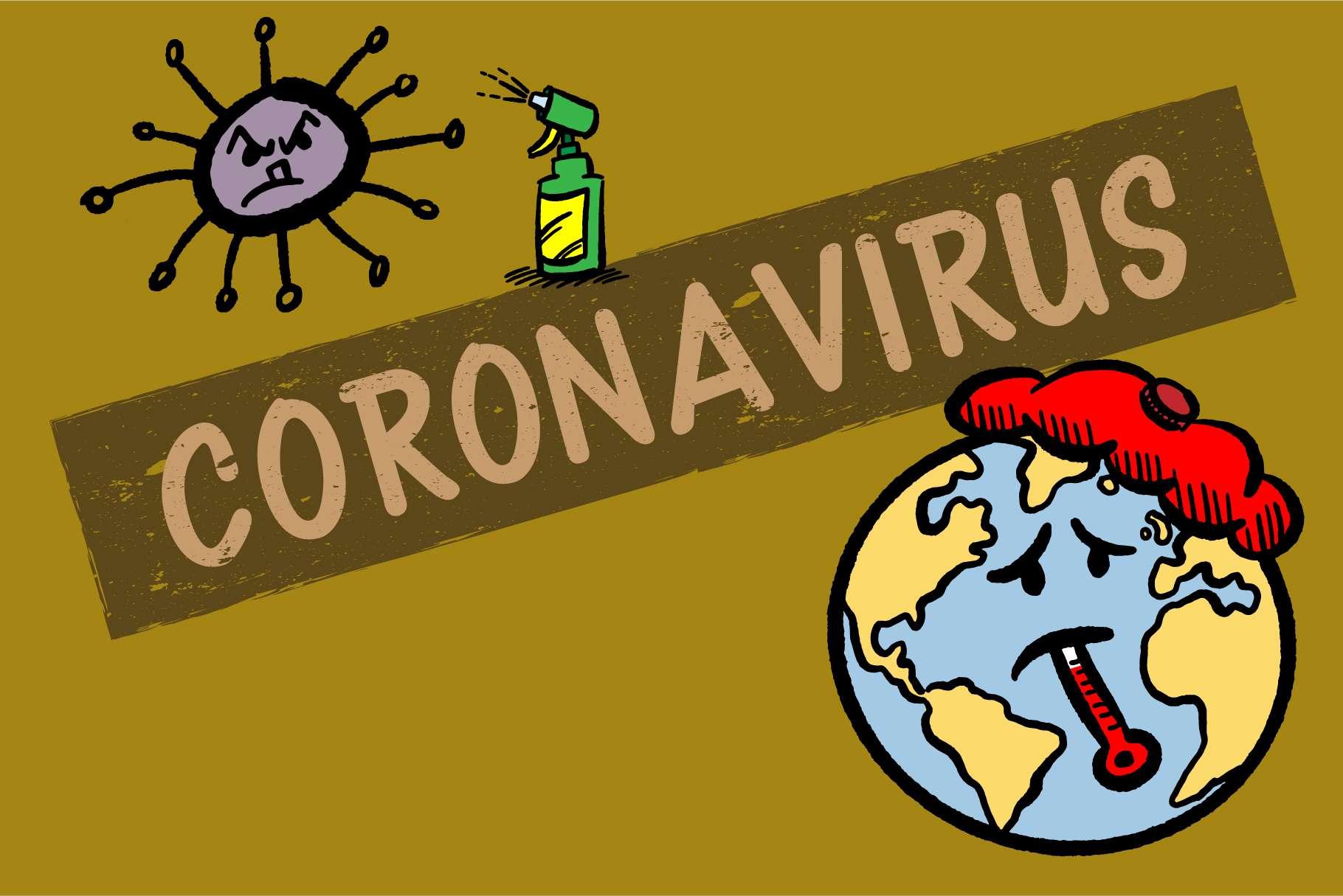 Coronavirus Doodles