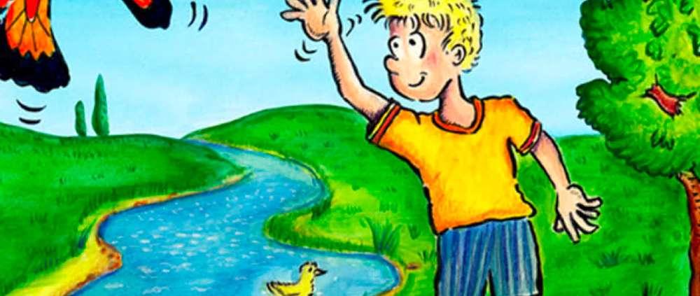 Evan Bond Childrens Illustration